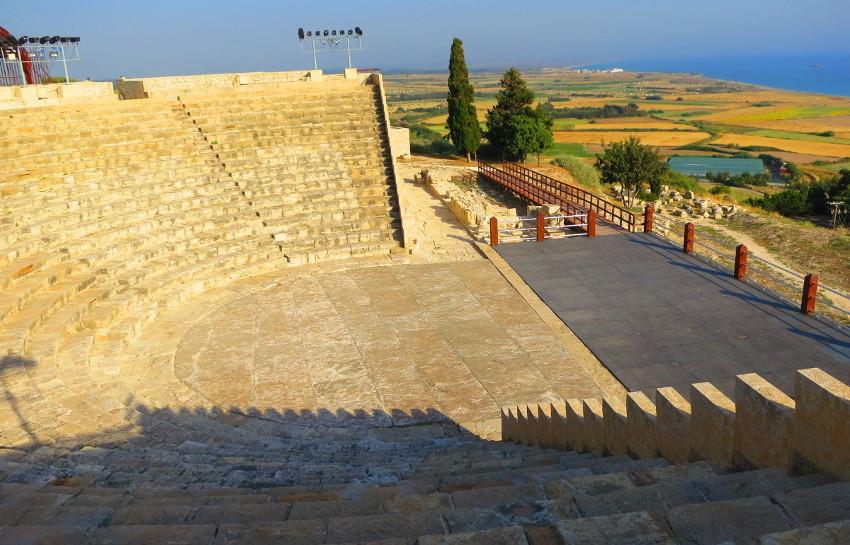 Curium Ancient Theatre