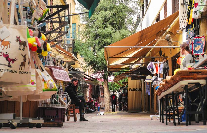 Laiki Geitonia in Nicosia