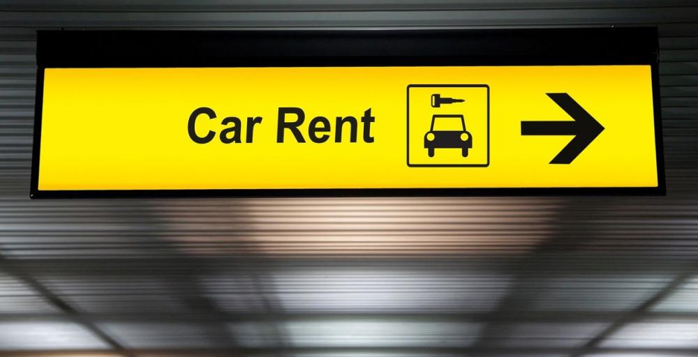 Rent a car at Paphos airport
